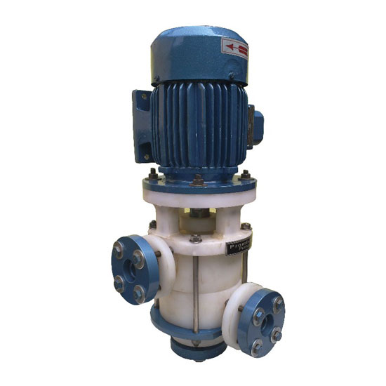 Vertical / Submersible Chemical Process Pump